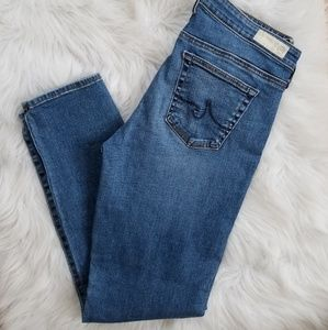 AG skinny denim - 29R